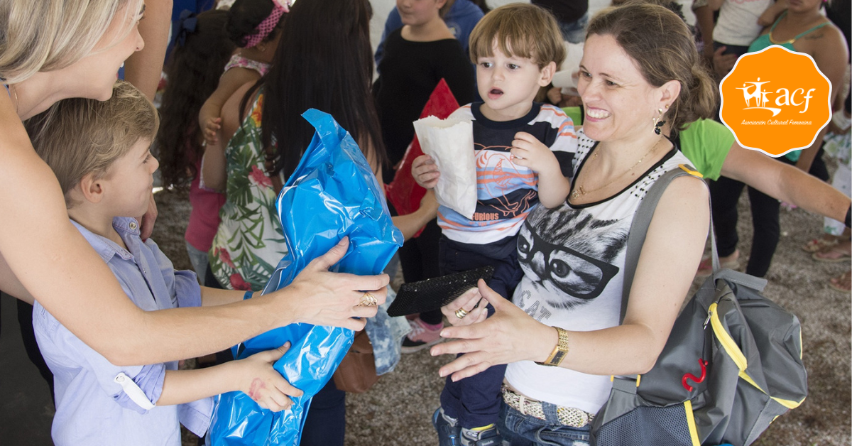 ACF descubre la magia de dar y recibir