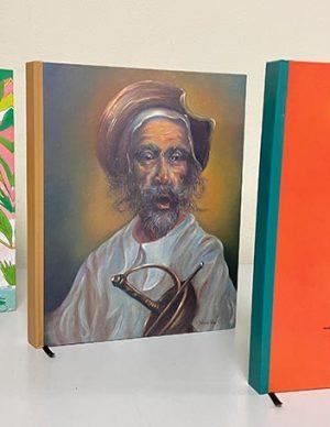 kit 3 portadas para galería de libros navideños