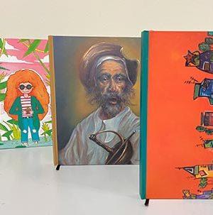kit 3 portadas para galería de libros navideños principal