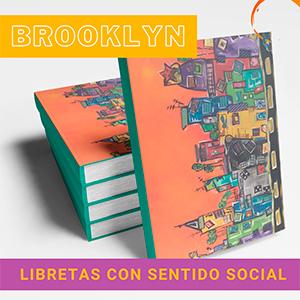 libreta con sentido social brooklyn